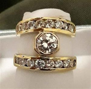 BUYERS OF GOLD AND DIAMONDS
