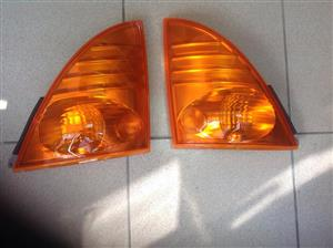 TOYOTA HINO 500 SERIERS BRAND NEW CORNER LIGHTS FOR SALE PRICE R450