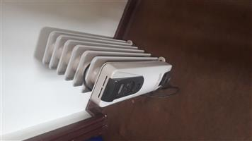 Seven Finn oil heater