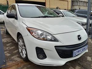 2013 Mazda 3 Mazda 1.6 Original
