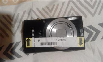 2 Canon cameras