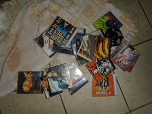 cd collections purchased for cash