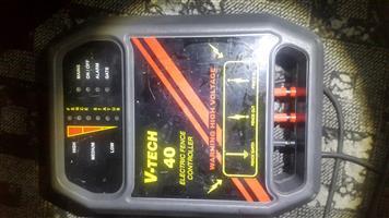 V Tech 40 Electric energizer