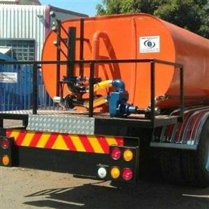 water tanker manufacturing with hydraulics installation at affordable price