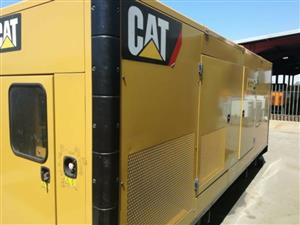 600 kva Caterpillar brand new