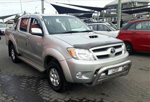 2006 Toyota Hilux 2.7 double cab Raider