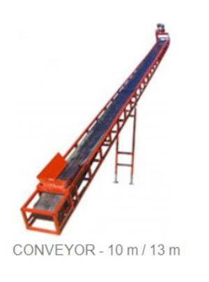 Brand new Turner Morris 13 M Conveyor to lift building material to uper floors. Phone 0826513177