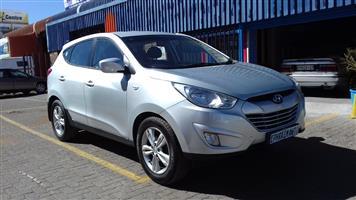 2011 Hyundai ix35 2.0 Premium