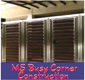 Ms busy corner construction