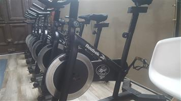 Reebok Spinning Bikes