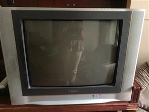 SANSUI colour television for sale