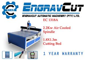1318A EngravCut Automatic Machinery.