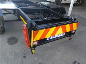 THE TIPPING TRAILER MANUFACTURER