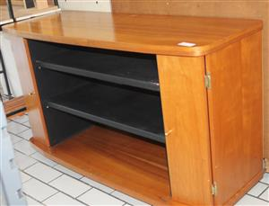 Oak tv stand S033703A #Rosettenvillepawnshop