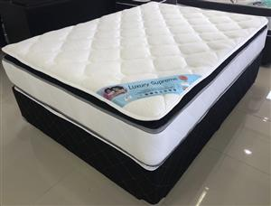 NEW BEDS COMES WITH FREE PILLOWS