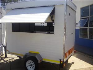 2.5 M FULLY FITTED MOBILE KITCHEN FOR SALE
