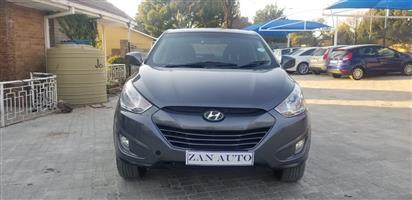 2010 Hyundai ix35 2.0 GLS