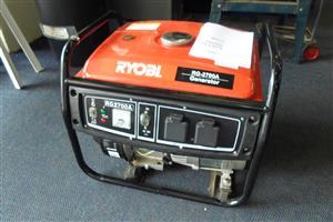 Ryobi RG-2700A 4-Stroke Generator