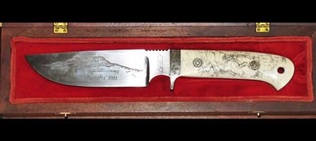 Knives by Early SA knifemakers wanted - Arbuckle, Chris Reeve, Piet Grey, Wood, Also Puma, Kershaw, Al Mar etc