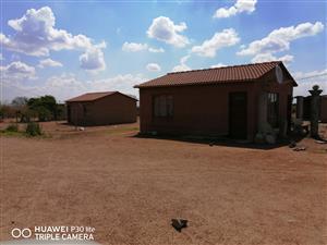 2BEDROOMS IN MABOPANE, WINTERVELD