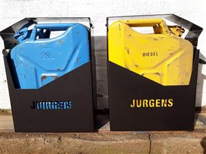 20lt Jerry Can Holders