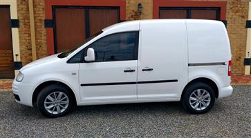 2010 VW Caddy panel van CADDY 1.6i (81KW) F/C P/V
