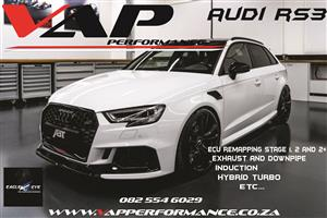 Audi RS3 Tuning / Performance / ECU Remapping