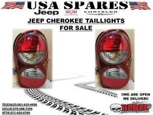 JEEP CHEROKEE KJ NEW TAILLIGHTS FOR SALE