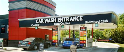 CAR WASH AND CAFE FOR SALE IN A PRIME LOCATION IN ELSPARK