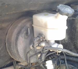Hyundai Tucson 2004- Brake Booster