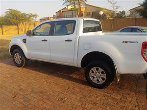 Ford Ranger 2.2 double cab Hi Rider