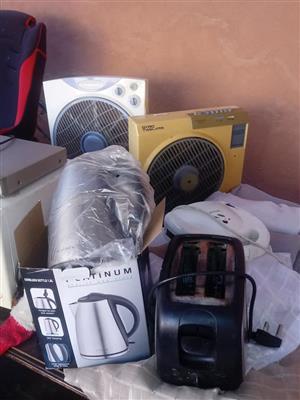Gairo twin aire fan for sale