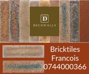 Decowalls Bricktiles - Feature walls made easy best value great prices