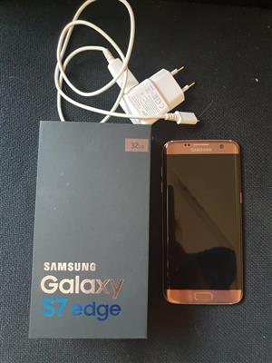 Samsung Galaxy S7 Edge for sale