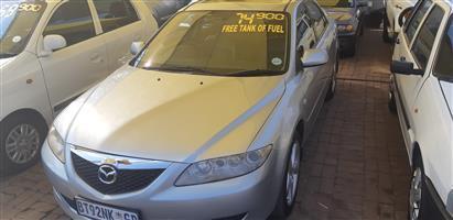 2003 Mazda 6 Mazda 2.3 Sporty