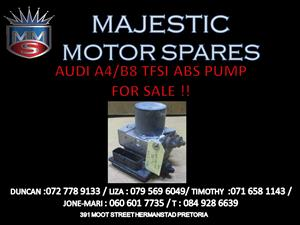 AUDI A4 B8 ABS PUMP FOR SALE !!