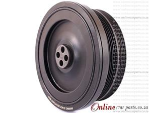 BMW E46 330D 00-05 M57 Crankshaft Vibration Damper Pulley
