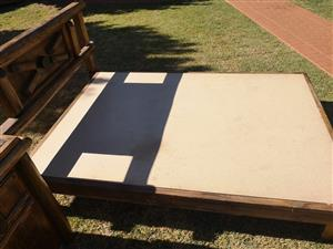 3/4 Solid Wood Bedroom Suite