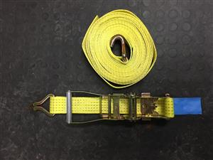 Heavy Duty Cargo Strap & Ratchet
