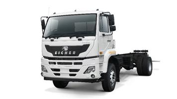 New Eicher Pro 6016 Chassis Cab
