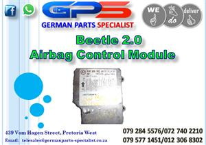 Used VW Beetle 2.0 Airbag Control Module for Sale
