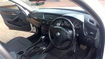 2010 BMW X1 sDrive20d auto