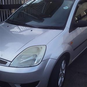2005 Ford Fiesta 1.4 3 door Titanium