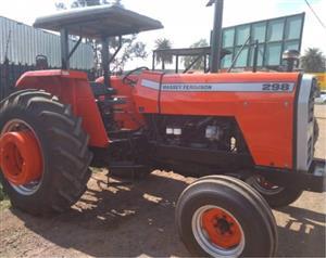 S1670 Pre-Owned Massey Ferguson (MF) 298 Tractor / Trekker
