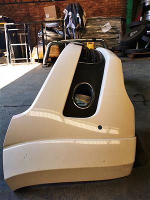 Amarok front bumper
