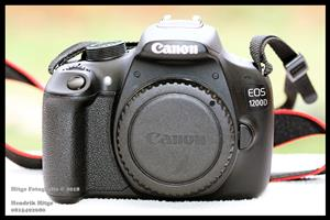 Canon EOS 1200D - Body Only