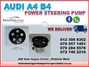 AUDI A4 B7 NEW POWER STEERING PUMP FOR SALE