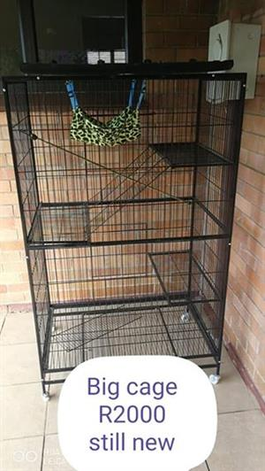 Big cage for sale