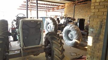 Tractor Refurbishment @ Tractor Giants 012 520 5010