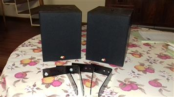 Wharfdale Book Shelf Speaker Set
